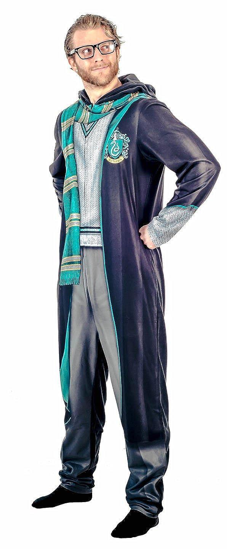 Amazon.com: Harry Potter Slytherin Union traje disfraz ...