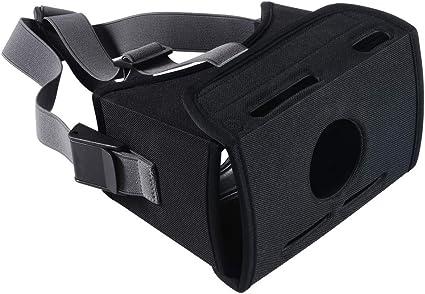 onedeal Gafas de Realidad Virtual VR con Gancho para Auriculares ...
