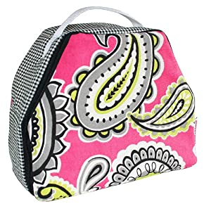 Hoohobbers Munchbox, Pink Whimsey by Hoohobbers