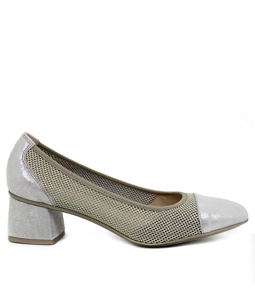 Hispanitas Zapato Estaño/Taupe 37 EU|Taupe En línea Obtenga la mejor oferta barata de descuento más grande