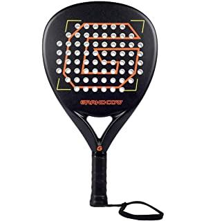 Amazon.com: Black Crown Spider 2018 – profesional Padel y ...