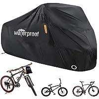 Enzeno Fietshoes voor 1 of 2 fietsen, Fietshoezen voor buiten, 210D Nylon Waterdicht Anti Stof Regen UV-bescherming voor…