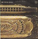 : Paul Butterfield's Better Days [Vinyl]