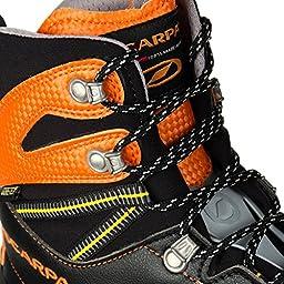 Scarpa Rebel Pro GTX Boot Black / Orange 41.5
