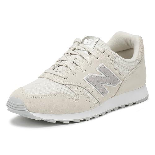 New Balance WL373v1 Zapatillas Mujer, Beige (Wl373Mbb), 35 EU