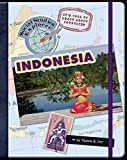 Front cover for the book It's cool to learn about countries--Indonesia by Tamra Orr