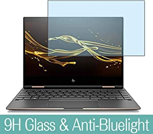 Synvy Anti Blue Light Tempered Glass Screen Protector for HP Spectre x360 13-ae000 13.3