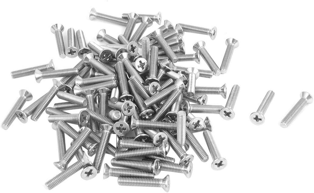 M3.5*6mm-16mm phillips screws countersunk head screw cross precision PHIL bolts