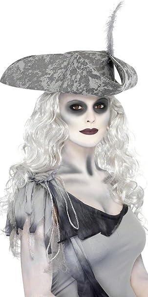 Halloween Make Up Set Geist Zum Gespenst Kostum Geisterpirat