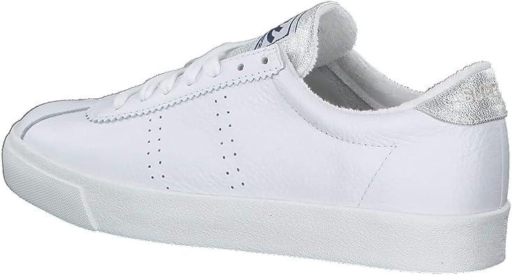 Superga Sneaker Sportive Silber (S00C4F0 2843 FB: 915SILBER)