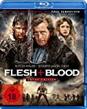 Flesh + Blood (Flesh and Blood) [Blu-ray] [UK Region German Import]