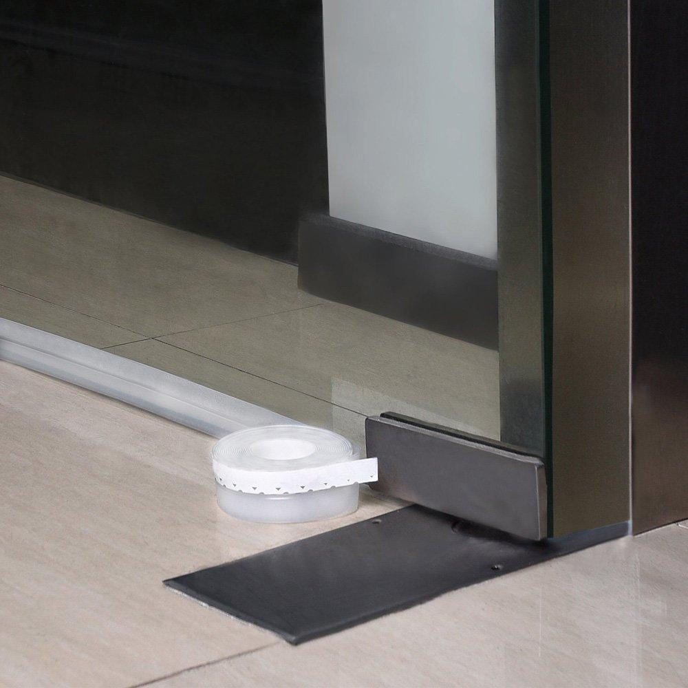 Weather Stripping Self Adhesive Door Bottomsilicone Door Bottom