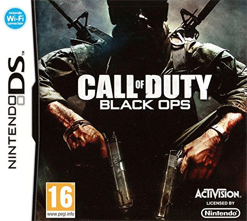 Activision Call Of Duty : Black - Ds Duty Games Call