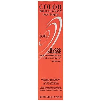 Amazon Ion Blood Orange Semi Permanent Hair Color Blood Orange