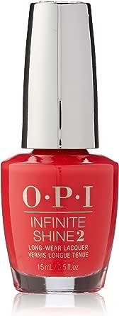 OPI Infinite Shine Cajun Shrimp, 15ml