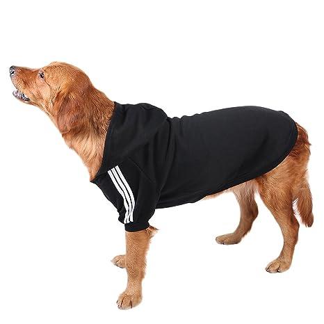 Là Vestmon Camiseta abrigo para perros de gran porte, camisetas y abrigos para perros,