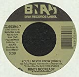 You'll Never Know (Remix) / Long, Long Time
