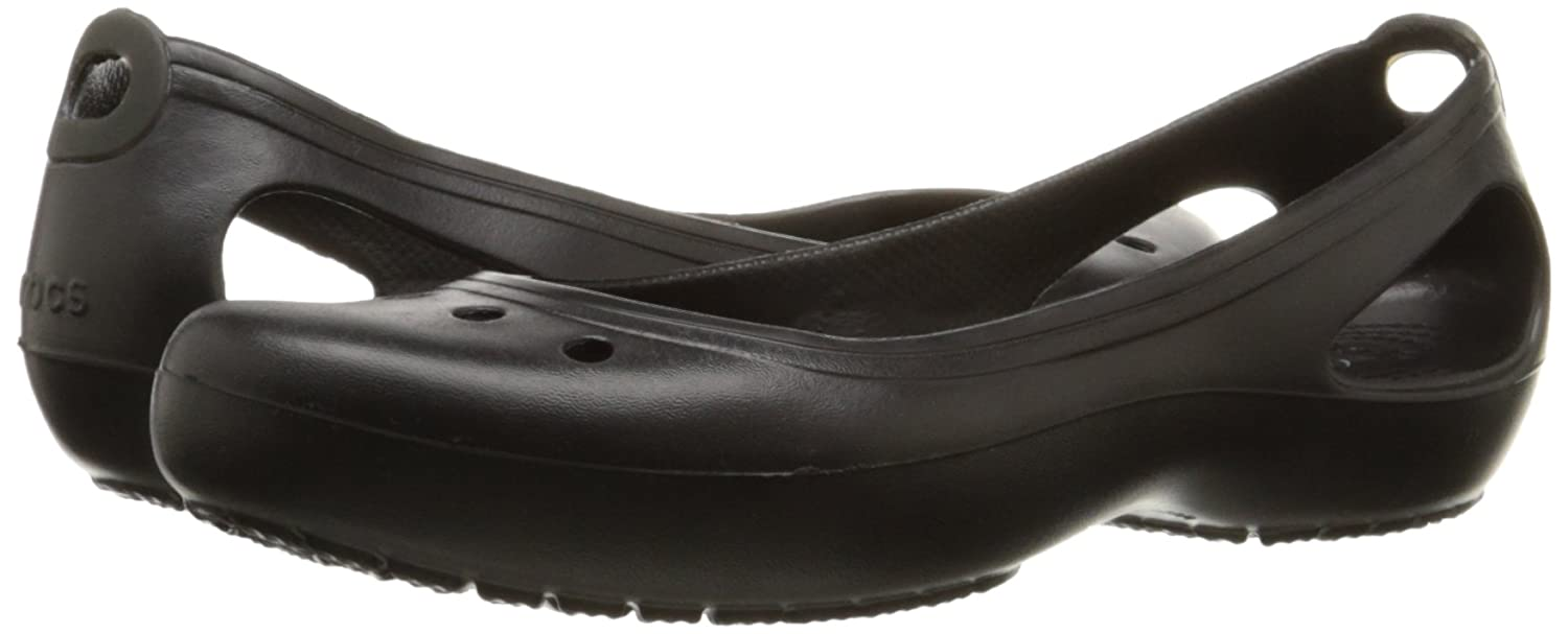 ce16354d34d Crocs Women s Kadee Ballet Flat  Crocs  Amazon.ca  Shoes   Handbags