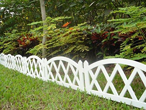 worth-garden-plastic-fence-pickets-indoor-outdoor-protective-guard-edging-decor-3118