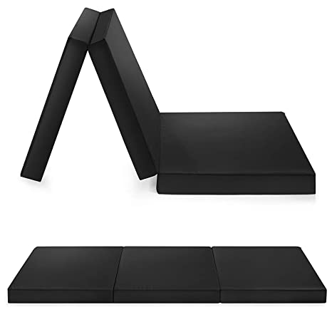 Outstanding Amazon Com Home Collection Portable Sleeping Pad Folding Evergreenethics Interior Chair Design Evergreenethicsorg