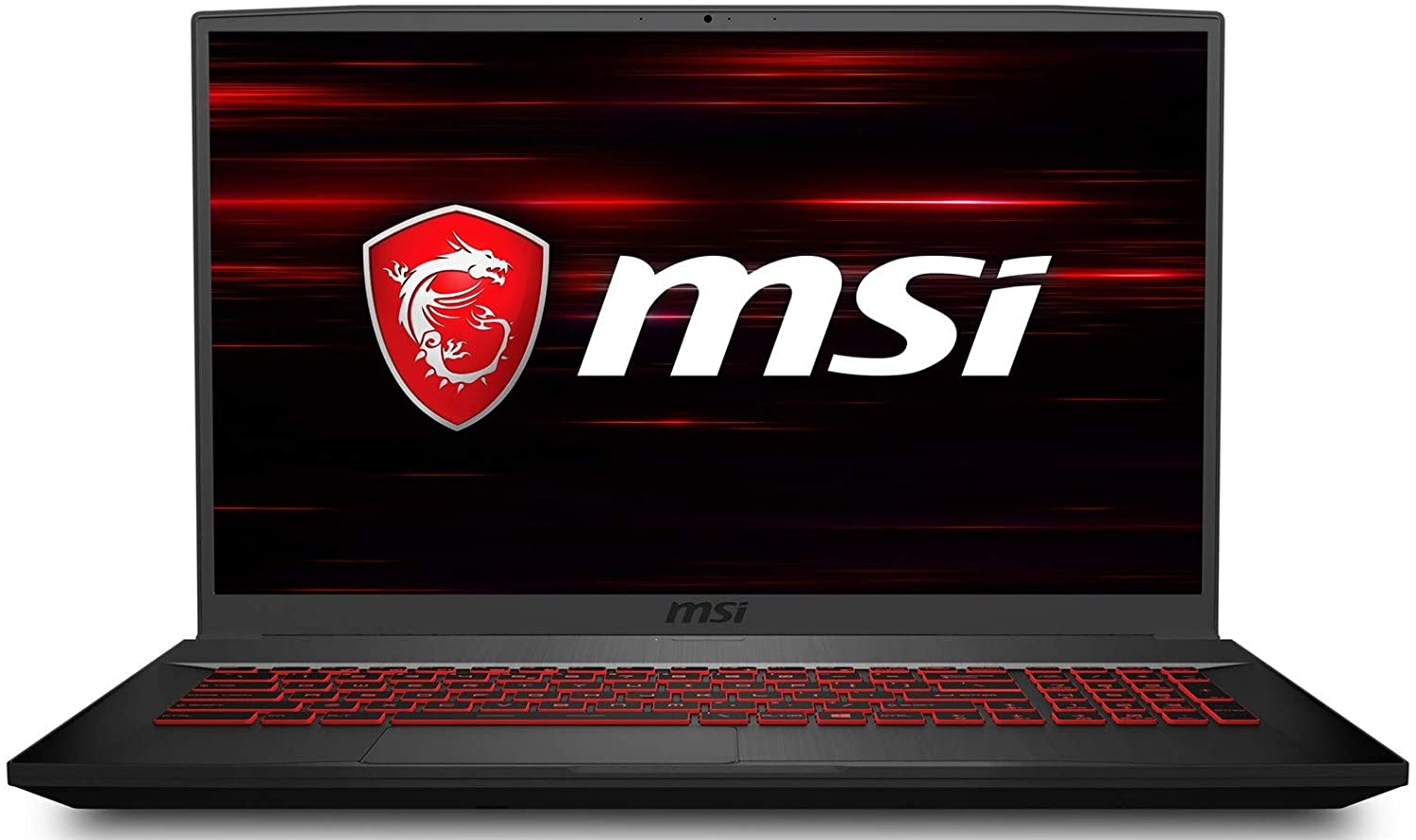 "MSI GF75 Thin 9SC-278 17.3"" 120Hz FHD Gaming Laptop, Intel Core i7-9750H, NVIDIA GTX 1650, 16GB, 512GB Nvme SSD, Win10"