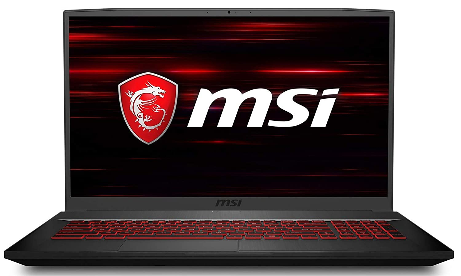 MSI GF75 Thin 9SC-278 17.3 120Hz FHD Gaming Laptop, Intel Core i7-9750H, NVIDIA GTX 1650, 16GB, 512GB Nvme SSD, Win10