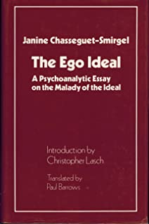 com narcissism psychoanalytic essays  the ego ideal a psychoanalytic essay on the malady of the ideal english and