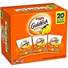Pepperidge Farm Goldfish, Cheddar, 1 Ounce, 20 Count