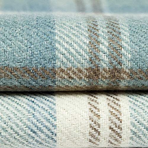 Bird Song Duck Egg Fabric Remnant   50cm x 40cm  100/% Cotton