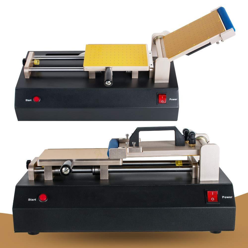 Laminating Machine vinmax Built-in Vacuum Film Laminating Machine LCD Touch Screen Laminate Polarized Film Laminator Office Home Use by vinmax (Image #9)