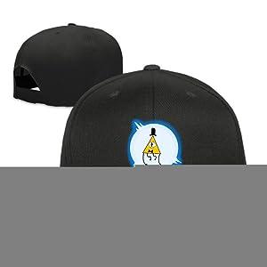 Bill Nye Adjustable Hat Flat Along Baseball Cap Trucker Cap Multi-color For Adult