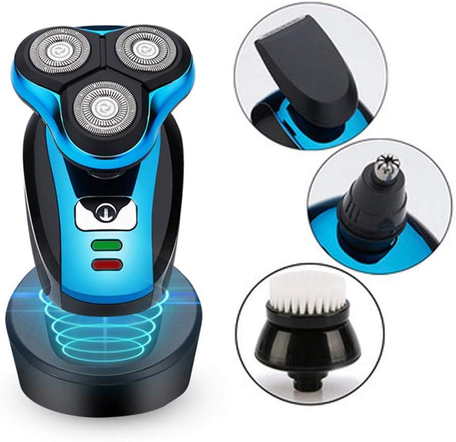 SKFG® 4 en 1 Afeitadora Eléctrica, Máquina de Afeitar Eléctrica ...