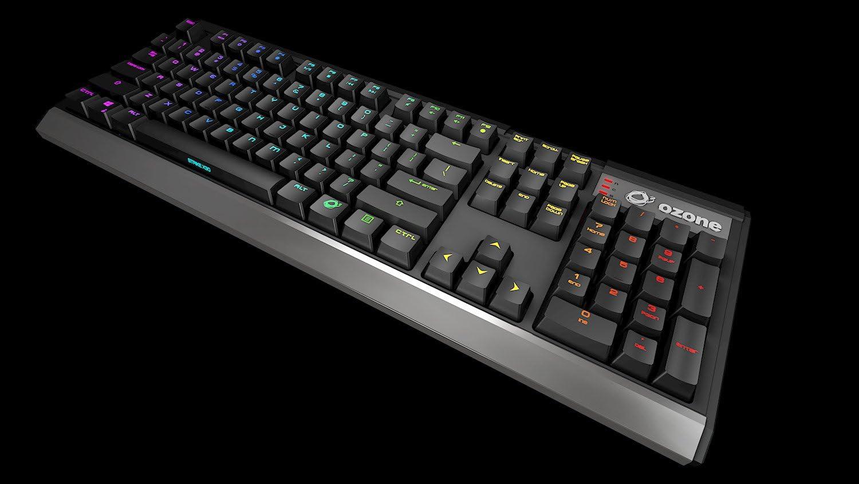 Ozone Strike X30 - OZSTRIKEX30SPBL - Teclado Gaming Mecánico ...