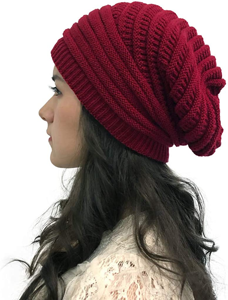 Kolylong Winter Hat Women...