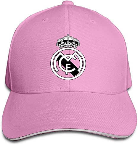 hittings Real Madrid C.F. Logo Football Club Adjustable Sandwich ...