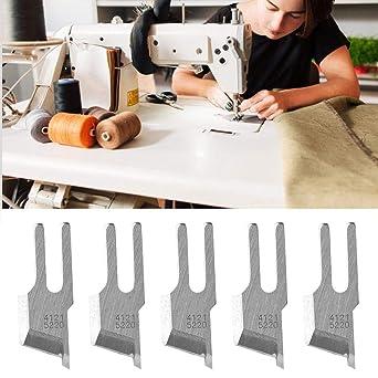 Cortador de borde de máquina plana, 10 piezas de acero industrial ...