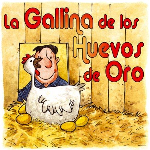 Amazon.com: La Gallina de los Huevos de Oro: Grupo Todo Cuentos: MP3