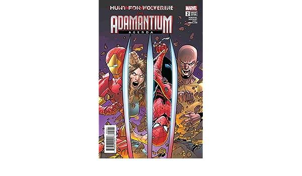 Hunt For Wolverine: The Adamantium Agenda #2 Variant Silva ...
