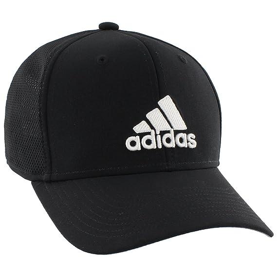 6347b898d97 adidas Men s Adizero Scrimmage Stretch Fit Cap  Amazon.ca  Sports   Outdoors