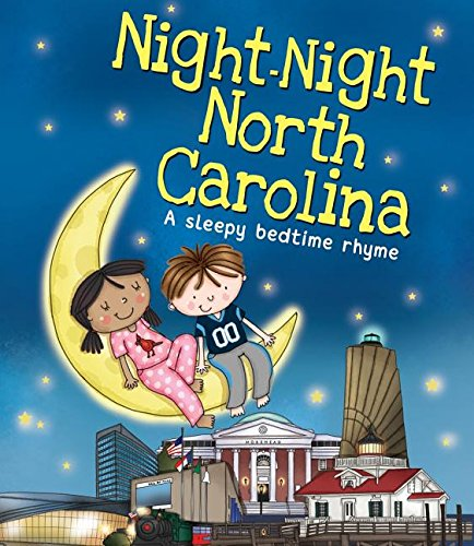 Night-Night North Carolina (Night-night America)