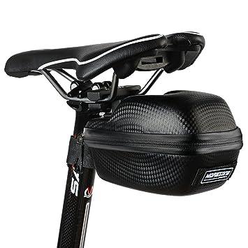 3723cf62fc Morezone Bike Saddle Bag 1.5L Storage Bicycle Seat Bags MTB Cycling Rear Bag  Water Resistant
