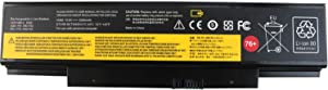 Gomarty 45N1762 76+ Laptop Battery Compatible with Lenovo ThinkPad (Edge) E550 E550c E555 E560 E565 Series 3INR19/65-2 45N1758 45N1759 45N1760 45N1763 4X50G59217 10.8V 5200MAH