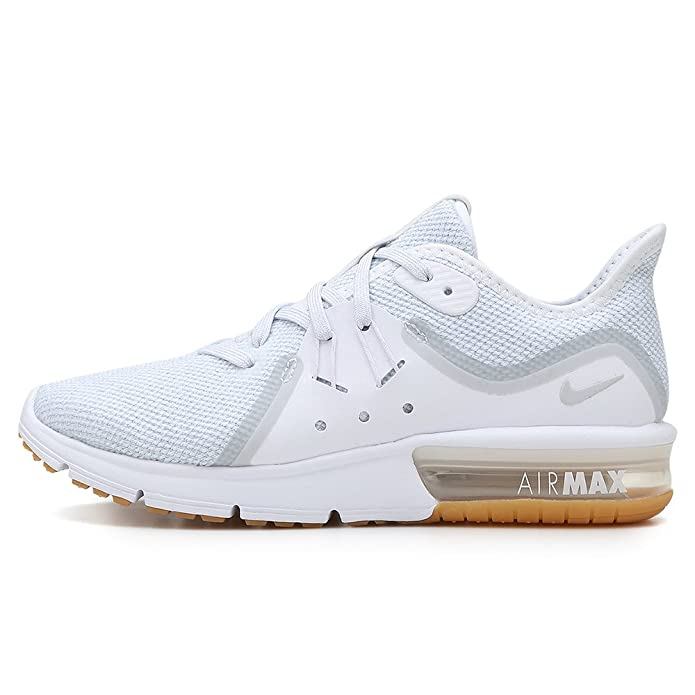 NIKE Damen WMNS Air Max Sequent 3 Laufschuhe: