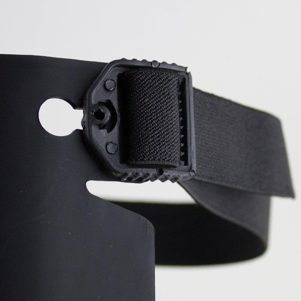 Sellstrom S96211 Knee Pro Hybrid Ultra Flex III Knee Pad Gel Universal, Black/Orange by Sellstrom (Image #5)