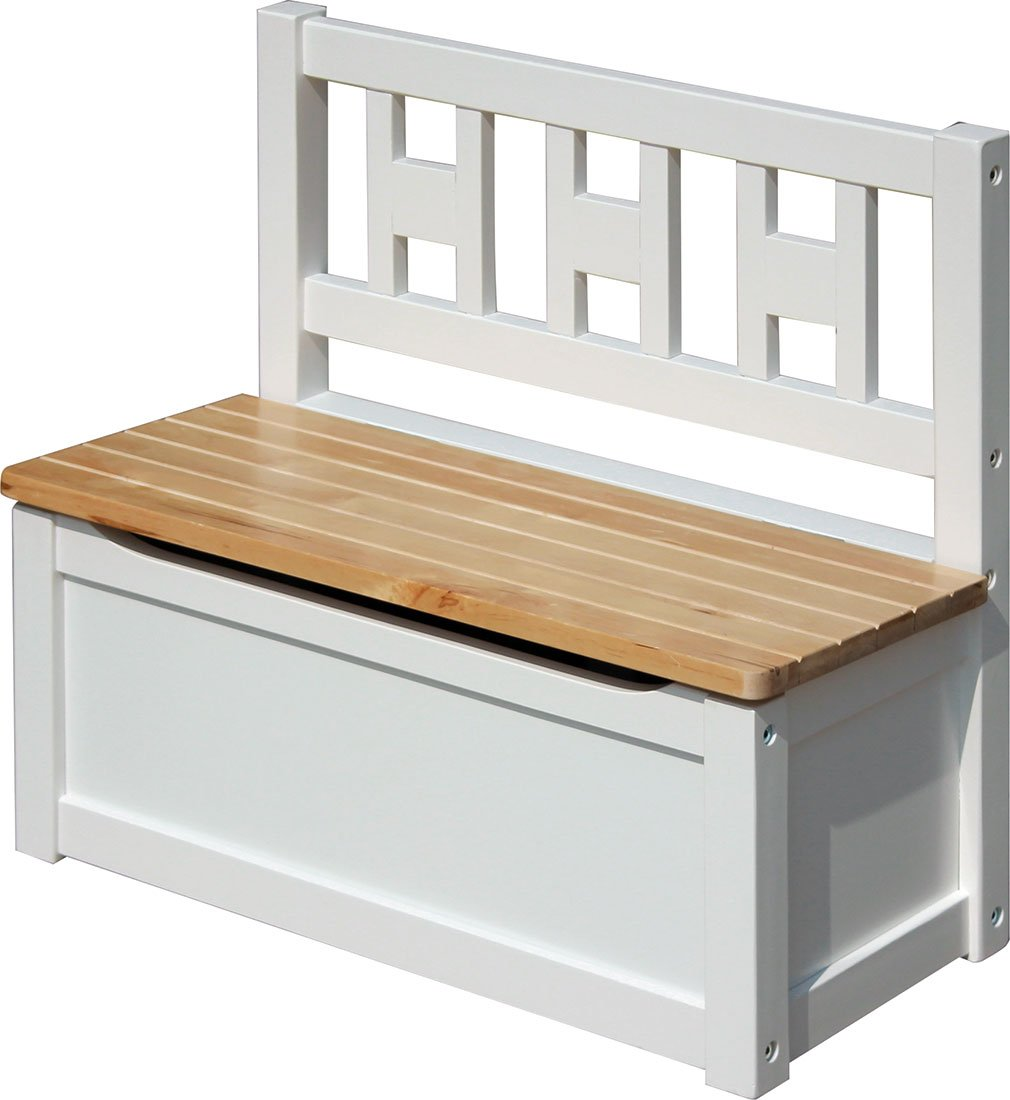 IB-Style - Children's seating area LUCA | 3 combinations | chest bench | toybox bench nursery furniture kids