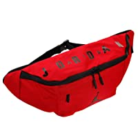 Air Jordan Crossbody Waist Hip Pack (One Size, Gym Red)