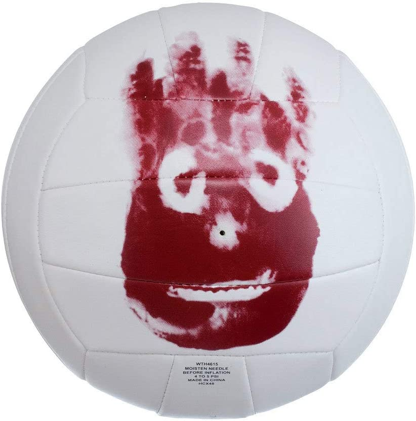 Wilson WTH4615XDEF Pelota de Voleibol Castaway Mini Mr Cuero ...