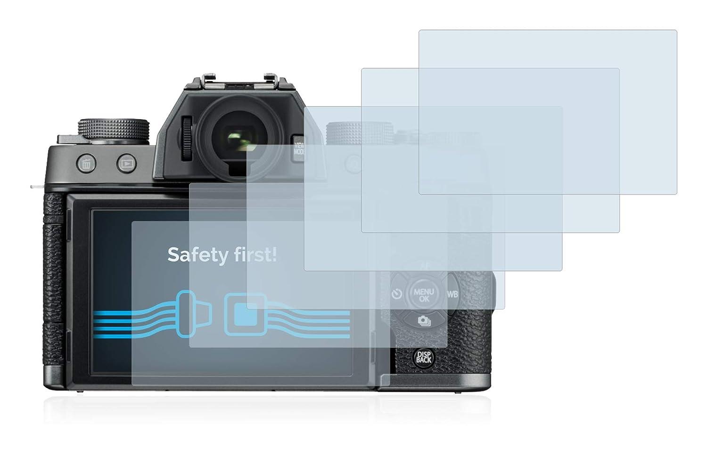 Savvies Pellicola Protettiva Compatibile con FujiFilm X-T100 Protezione Schermo 6 Pezzi