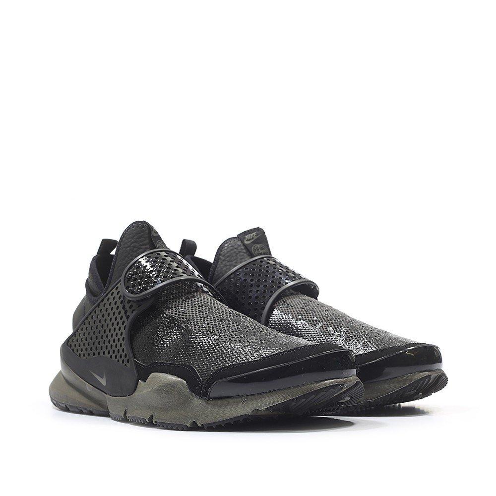 purchase cheap f459a 3bb1a Nike Mens Stone Island Sock Dart Mid Black/Sail Fabric Size 12