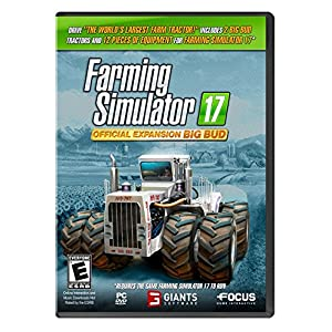 Farming Simulator 17 Big Bud Expansion Pack - PC
